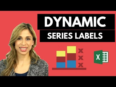 Excel Charts: Stacked Chart Dynamic Series Label Positioning for Improved Readability
