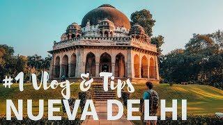 Nueva Delhi y mi boda india ● INDIA Vlog & Tips