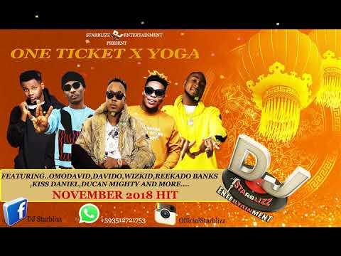NEW NAIJA AFRO POP AUDIO HIT | NOV. 2018| DJ STARBLIZZ FT OMODAVID,KISS DANIEL,MR EAZI,DAVIDO,WIZKID