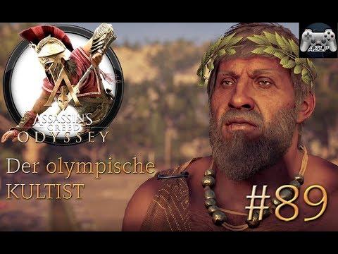 ASSASSINS CREED ODYSSEY #89 - DER OLYMPISCHE KULTIST | Assassins Creed Odyssey deutsch thumbnail