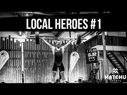 Local Heroes | Pim Kokos, olympisch gewichtheffen