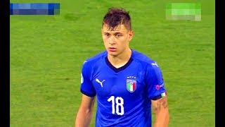 """MVP""Nicolò Barella Vs Belgium(22/06/2019)HD 720p by轩旗"