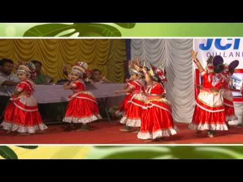 Group Dance | Tharamayaporul | J C I Nursery Kalolsavam
