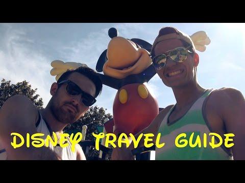 Disney Travel Guide 3
