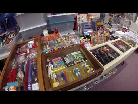 Live Retro Toy Hunting Episode #13 Almost Time!! Flea Market & Thrift Store Finds... Gi Joe,