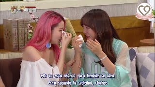 sub espaol sejeong happy together cut carta para sus abuelos