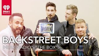 "Download Backstreet Boys On New Album ""DNA,"" And More In iHeartRadio's ""The Box"" 