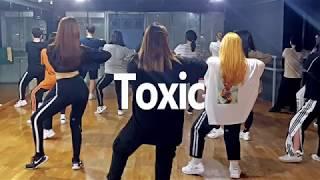 Britney Spears - Toxic / Dance Choreography 신촌댄스학원 신촌이지댄스