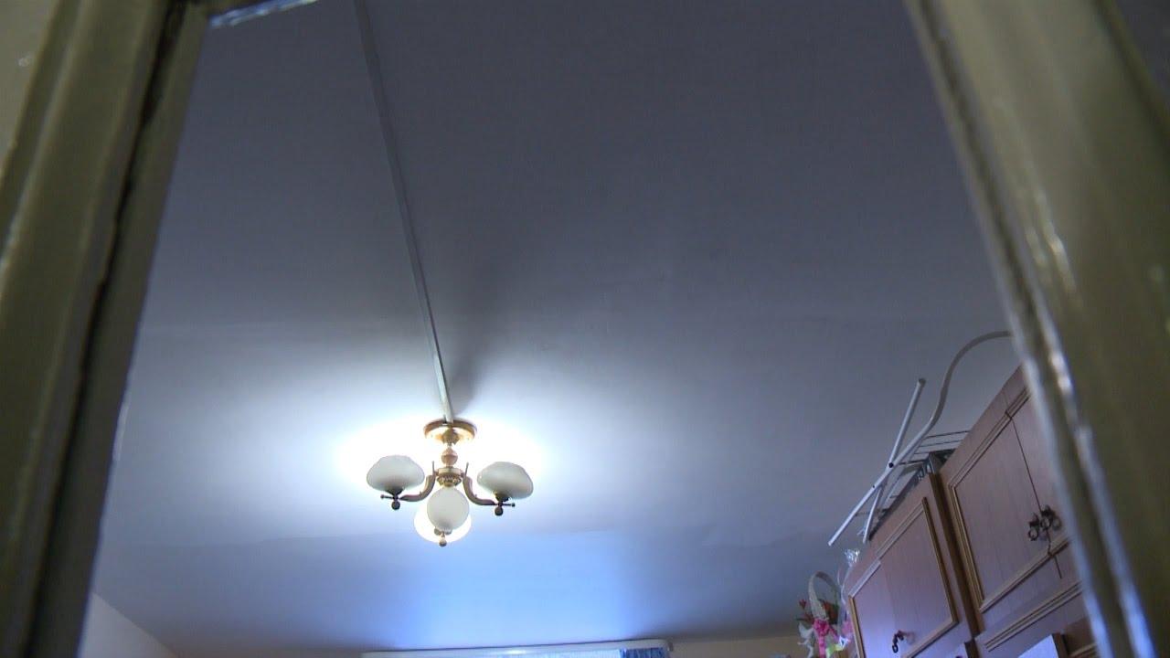 Белый потолок наутилус видео