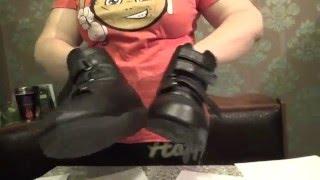 Обзор зимней ортопедической обуви на заказ/shoes for disabled people to order