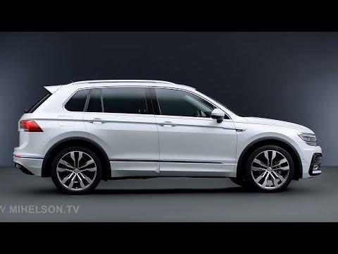 Volkswagen Tiguan 2015 обзор Александра Михельсона
