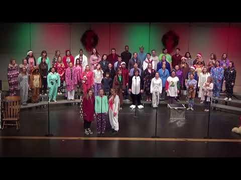 Stillwater High School Choir Christmas Concert 2017