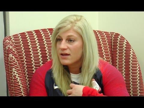 Lantern TV Extended Interview: Kayla Harrison