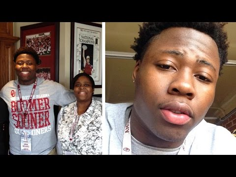 Star Football Player Drops University Of Oklahoma After Racist Fraternity Controversy