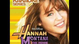Hoedown Throwdown - Hannah Montana:The Movie - Instrumental / Karaoke HQ