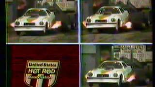 1984 US National Motorsports Spectacular TV Commercial