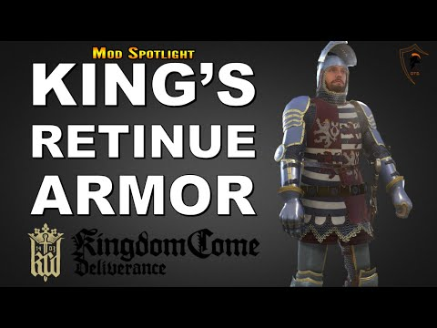 Royal Knightly Armor - Kingdom Come Deliverance - King's