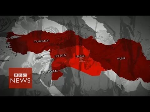 Islamic State explained in 90 seconds - BBC News