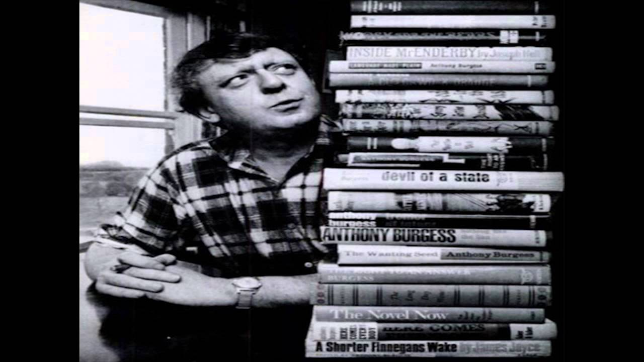 an analysis of the opening line of anthony burgess a clockwork orange 18082018 as anthony burgess writes in the introduction (entitled a clockwork orange resucked, hee hee) the title refers to a person who has the appearance of.