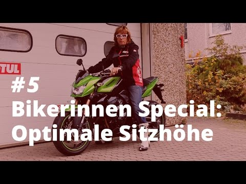 Mbb Tipps Tricks Zum Motorrad Bikerinnen Special Optimale