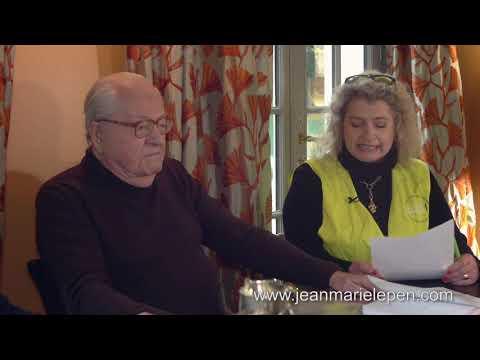 Journal de bord de Jean-Marie Le Pen n°525