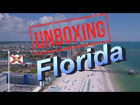 UNBOXING FLORIDA. What's