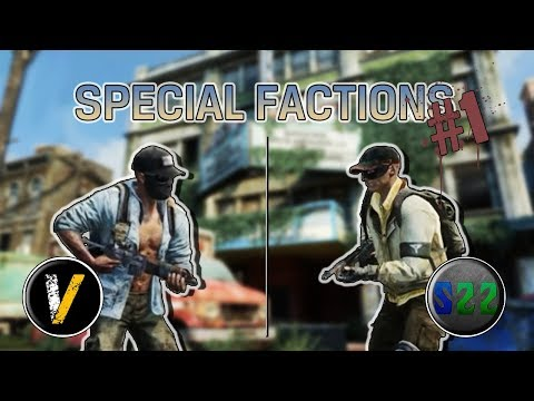 Special Factions #1 - Learning The Strategy W/ Valkyrie887