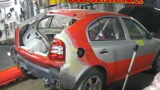 ŠKODA OCTAVIA GT coupe