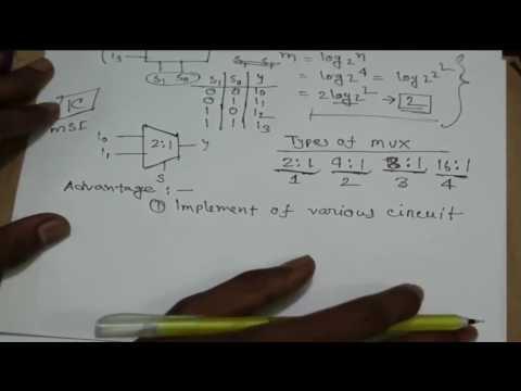 Introduction to Multiplexers (Bangla) | MUX Basic | 2:1 Multiplexer