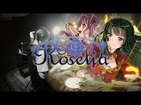 【バンドリ!】ロゼリア - Opera Of The Wasteland を叩いてみた / BanG Dream! Roselia 5th Single  Full Drum Cover