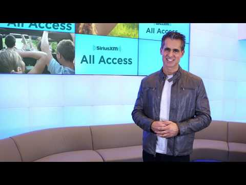 SiriusXM All Access Features & Benefits Mp3
