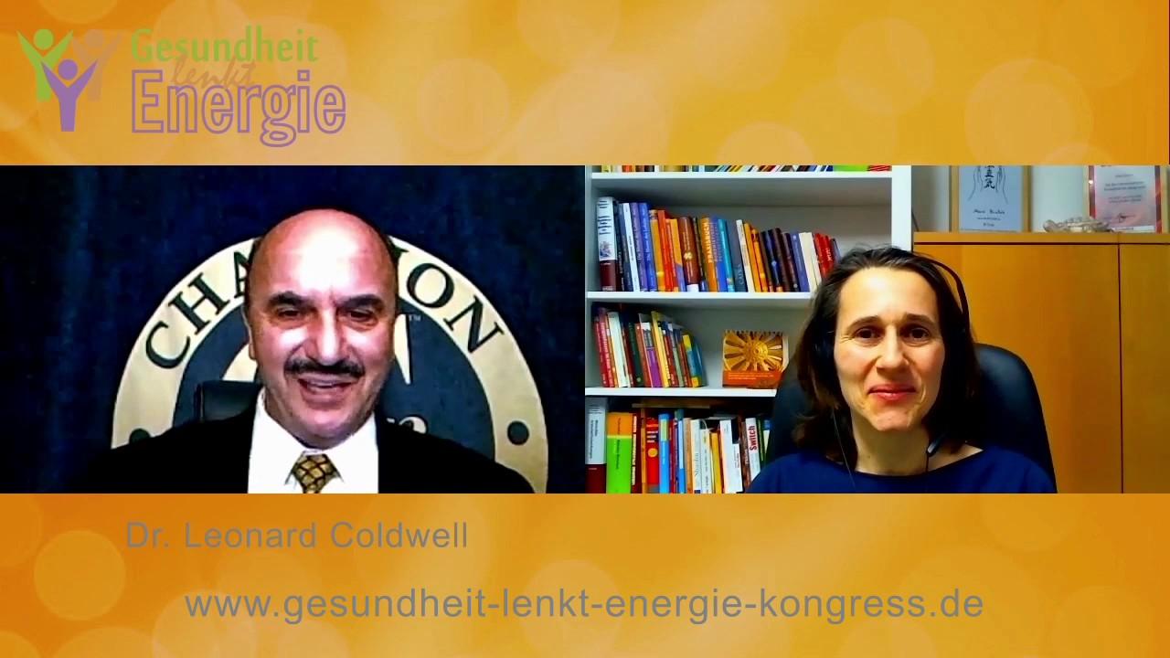 Trailer: Dr. Leonard Coldwell: Natürliche Gesundheit, stressbedingte Krankheiten bis hin zu Krebs