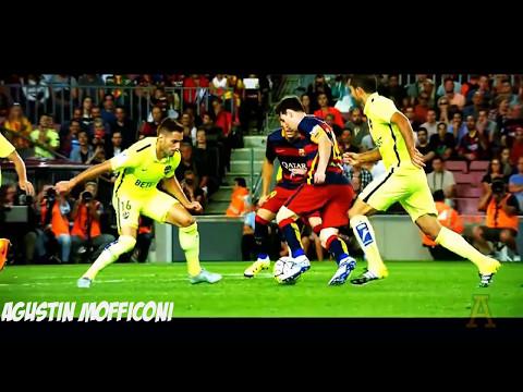 Lionel Messi - Goles ,Driblings, Jugadas -...