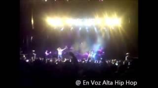 Nach en Mexico 2012 Teatro Metropolitan (Resumen)
