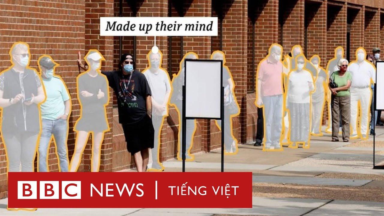 Bầu cử Mỹ 2020: Ai thực sự quyết định người thắng cuộc? - BBC News Tiếng Việt