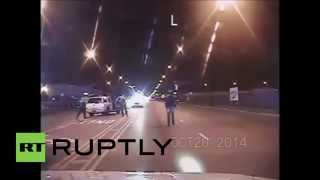 USA: Footage released of police killing black teen Laquan McDonald in Chicago
