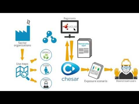 Chesar: all you need for chemical safety assessment