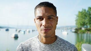 Entrevista con Paolo Guerrero, capitán de Perú: