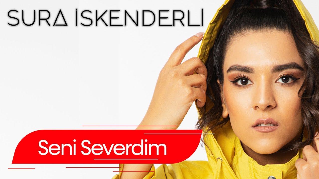 Sura Iskəndərli Seni Severdim Audio Youtube