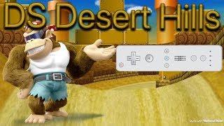 Mario Kart Wii - DS Desert Hills - 1:55:771 - PiePurplji (Tilt Controls)