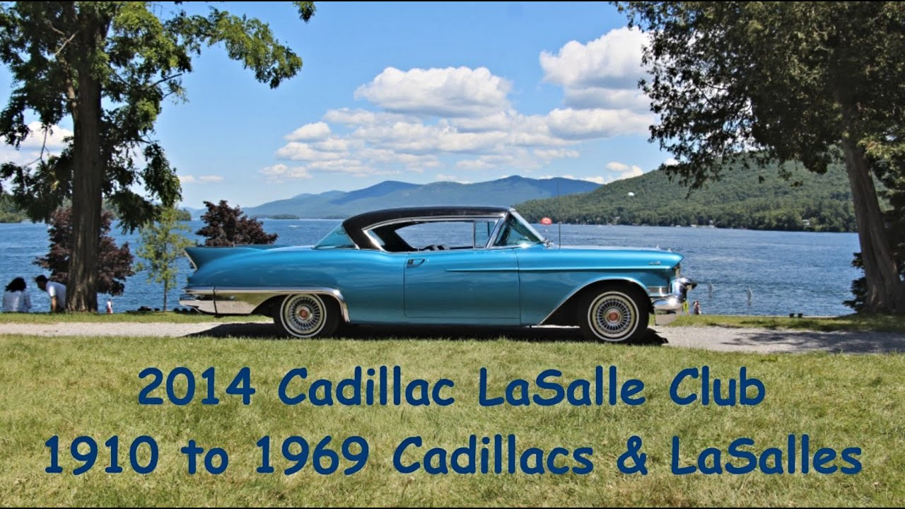 Cadillac & Lasalle Club 2014 Grand National Slideshow ...