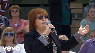 Maggie Reilly Moonlight Shadow ZDF Fernsehgarten 25 05 2014