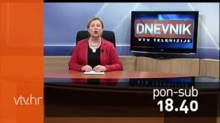 VTV Dnevnik najava 14. ožujka 2017.
