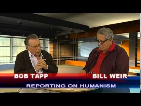Bob Tapp Show 2: Humanism Today