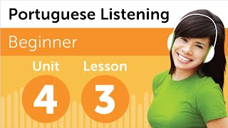 Brazilian Portuguese Listening Practice - Renting a DVD in Brazil