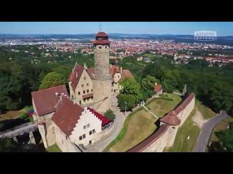 """Bamberg von oben - ANTENNE BAYERN """"Bayern von oben"""""""