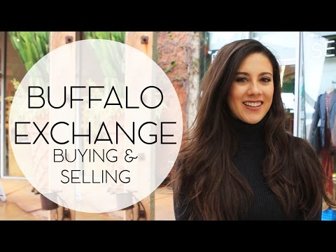 Buffalo Exchange Buying and Selling: Follow Me