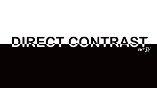 Direct Contrast Part 4, MDWK with Pastor 12.2.20