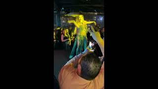 Bellydancer Anastasia Biserova / albik bahr malih. الراقصة انستازيا / قلبك بحر مالح.