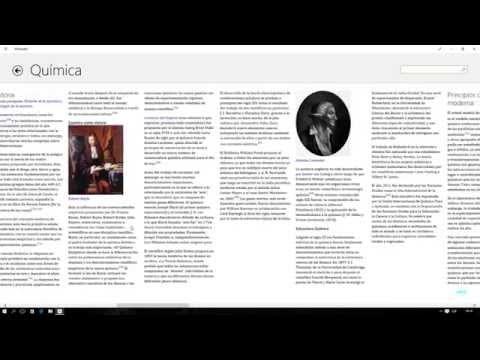 Wikipedia - Windows 10 -  App